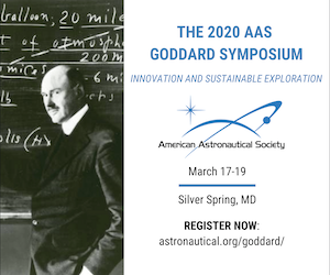 The 2020 AAS Goddard Symposium