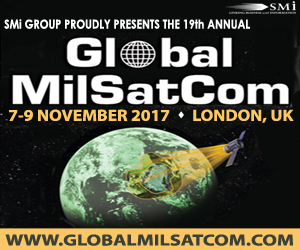 Global MilSatCom 2017 Conference