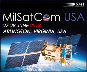 MilSatCom USA 2018