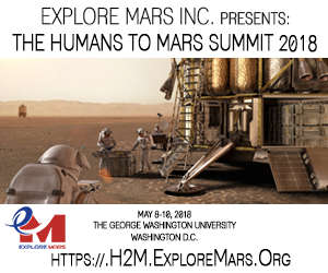 Humans to Mars Conference 2018