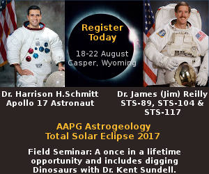 Astrogeology Total Solar Eclipse 2017 Field Seminar