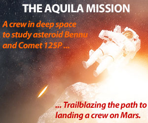 Buy this book: The Aquila Mission