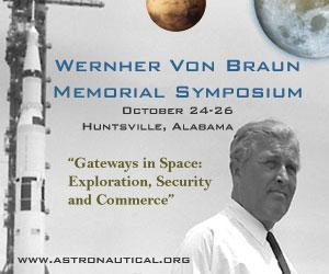 2017 Wernher von Braun Memorial Symposium