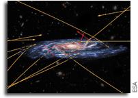 Gaia Spots Stars Flying Between Galaxies