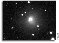 International Effort Studies Comet 29P and Finds Unusual Composition