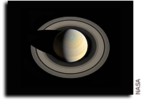 Saturn Is Losing Its Rings Fast