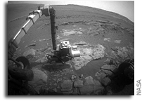 Six Things About Opportunity's Recovery Efforts