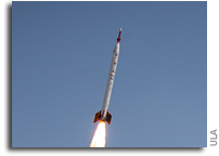Students Participate in 10th Anniversary of the Student Rocket Launch
