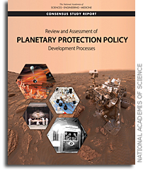 Report: Review and Assessment of Planetary Protection Policy Development Processes