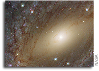 Hubble Images Milky Way's Big Sister