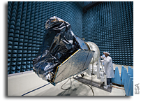 Exoplanet Surveyor Cheops Undergoes Testing