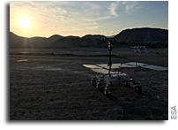 ExoMars Rover Prototype Trials In The Atacama Desert