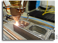 Testing 3D-printed Metal Parts For Space