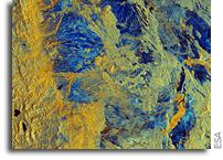 Orbital View Of Northeast Ethiopia