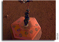 InSight Places A Seismometer On Mars