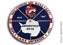 Astrobiologist Dale Andersen Antarctic Status Report 12 November 2018: Better Weather