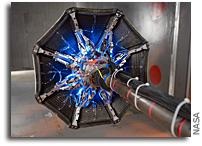 NASA's Foldable Heatshield