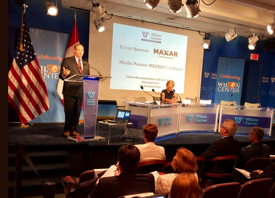 U.S. - Canada Space Cooperation Remains Strong