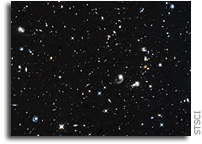 Hubble Starts Sending Images Home Again