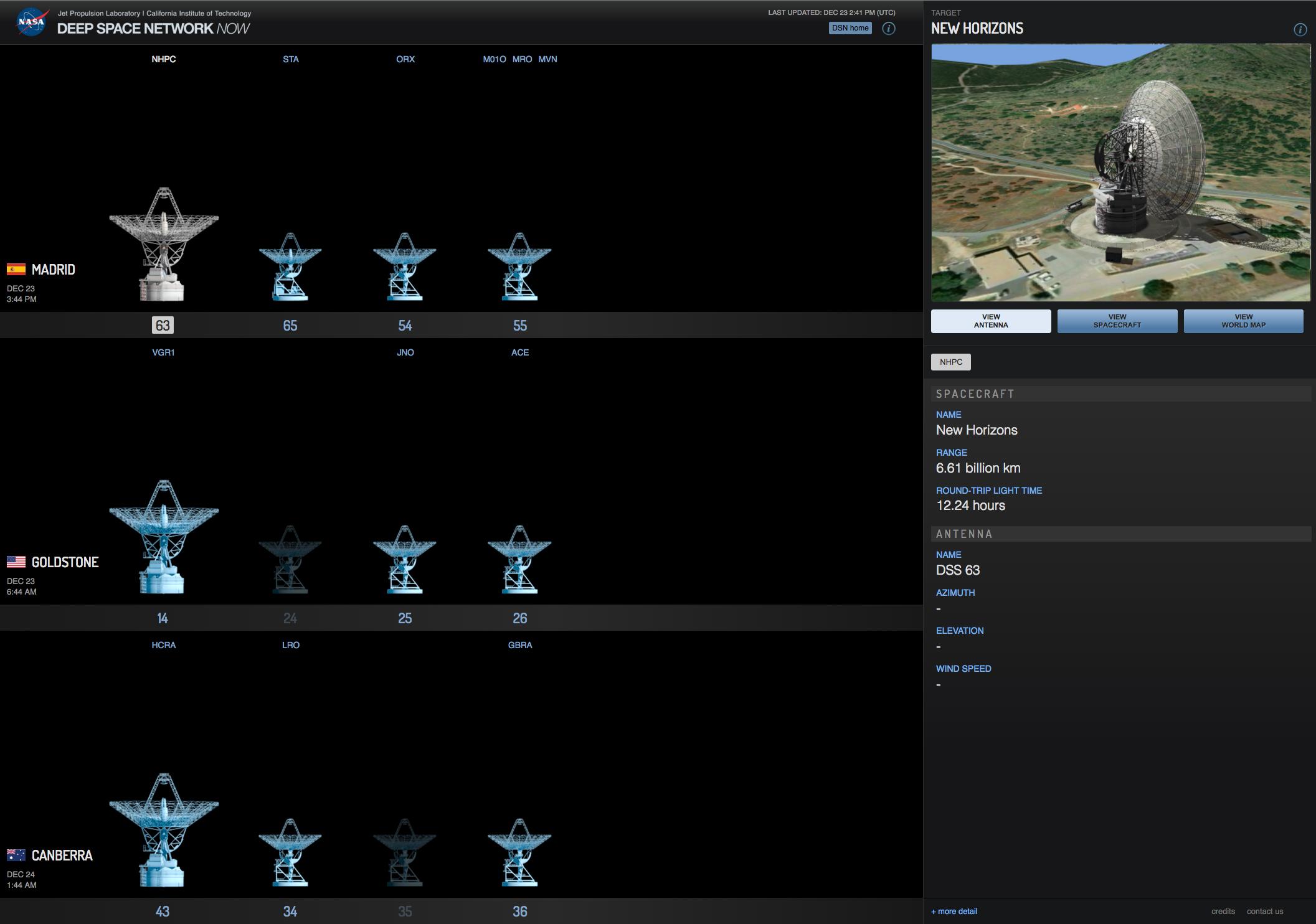 NASA Watch: Shutdown Archives