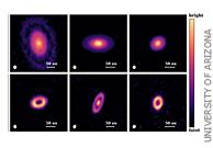 Treasure Trove of Planets Found Hiding in Dust