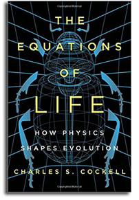 Review: The Equations of Life: How Physics Shapes Evolution