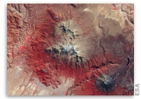 Earth from Space: Chachani, Peru