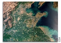 Earth from Space - Shanghai, China