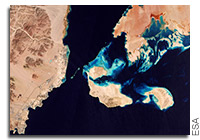 Earth from Space: Sharm El Sheikh, Egypt