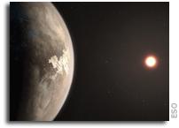 Rocky Planet Ross 128 b Is Not Earth's Twin