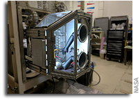 Science Glovebox Launched to The International Space Station