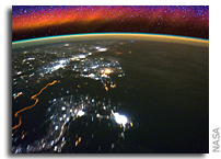 Why NASA Watches Airglow, the Colors of the (Upper Atmospheric) Wind