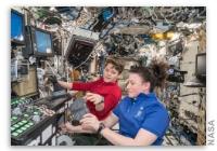 NASA Space Station On-Orbit Status 13 December 2018 - Three Crew Members Preparing to Leave