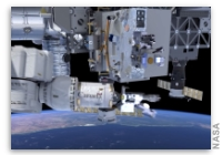 NASA Space Station On-Orbit Status 17 December 2018 - Robotic Refueling Mission 3 Installed