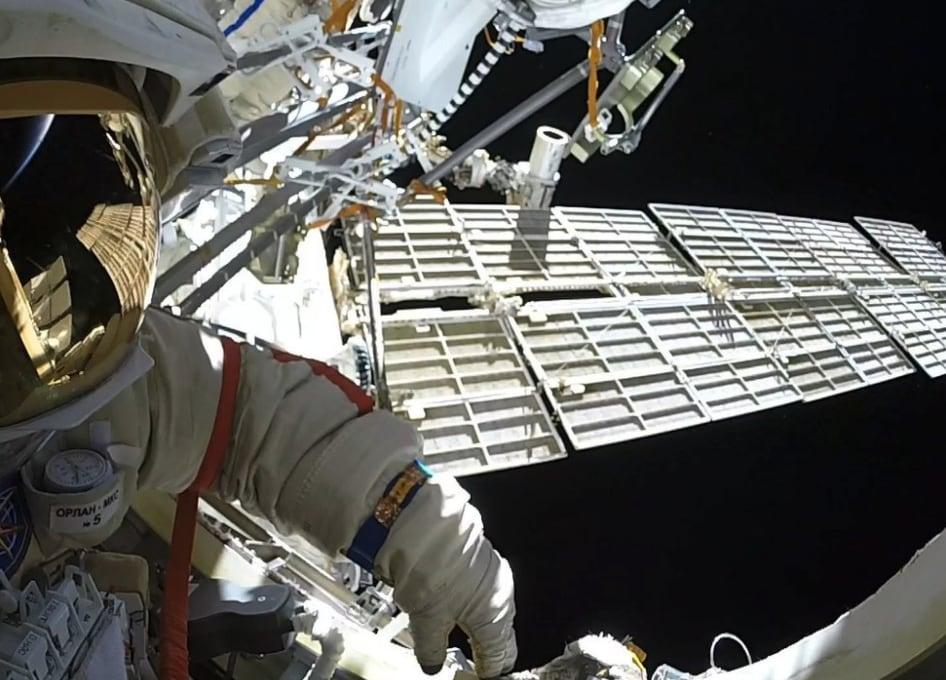 NASA Space Station On-Orbit Status 16 August 2018 - Spacewalk Completed