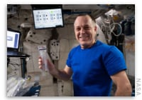 NASA Space Station On-Orbit Status 7 August 2018 - Helping Student Research