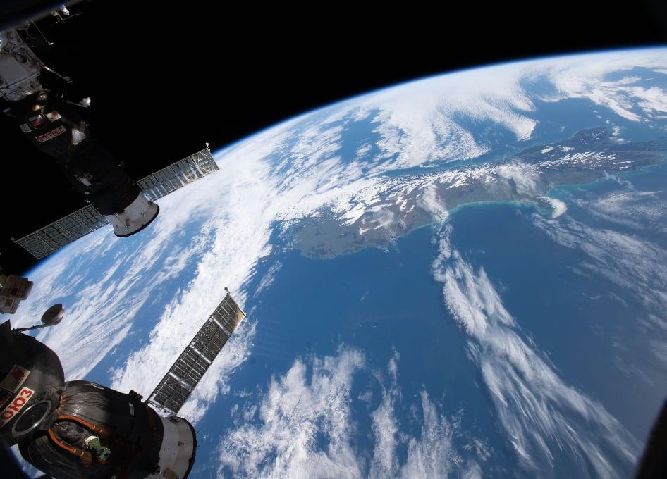 Animazione satellitare odierna
