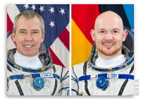 NASA Space Station On-Orbit Status 2 October 2018 - Change of Command