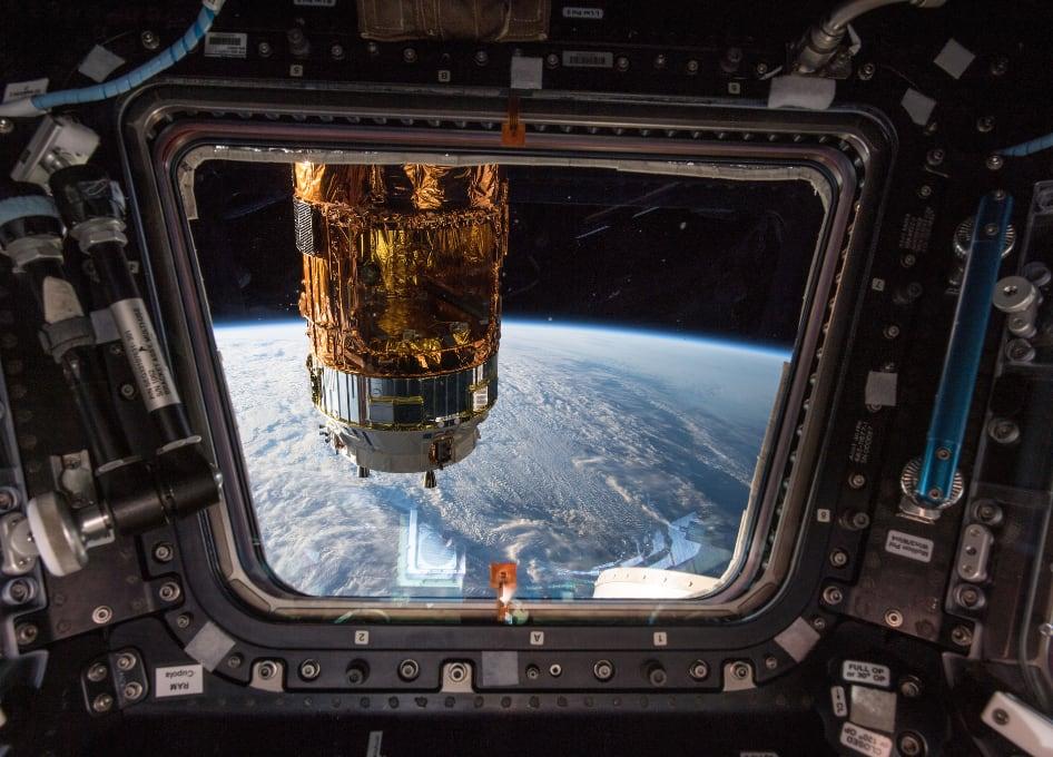 NASA Space Station On-Orbit Status 16 October 2018 - HTV