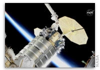 NASA Space Station On-Orbit Status 19 November 2018 - Cygnus Spacecraft Berthed to the ISS