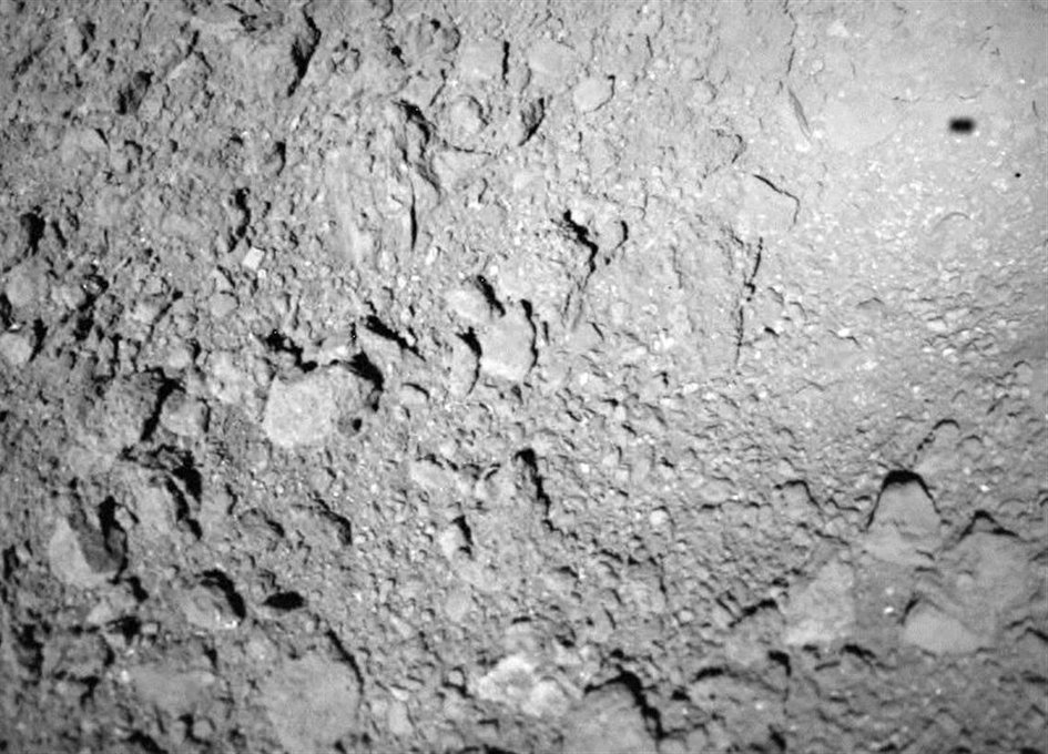 Japanese space probe lands second robot explorer on asteroid