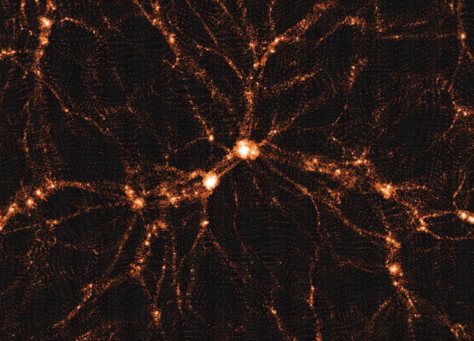 Galaksiler Arası Gizli Köprülerin Varlığı Ortaya Çıktı…