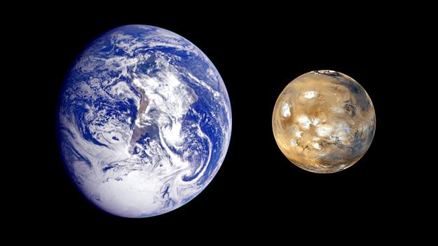NASA will scratch Jezero in search for alien life