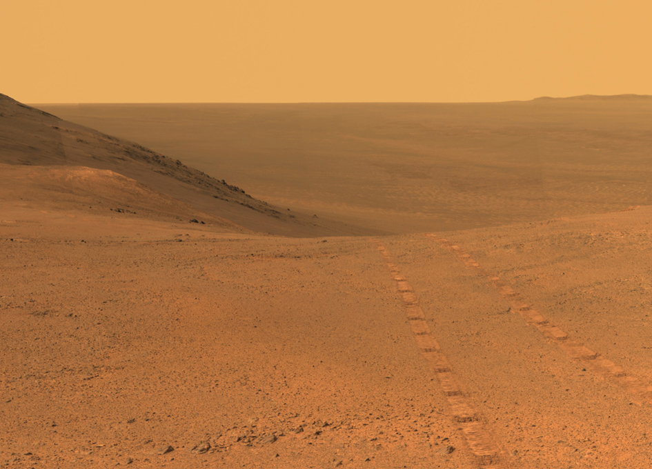 Martian skies clearing, hope for Opportunity Rover