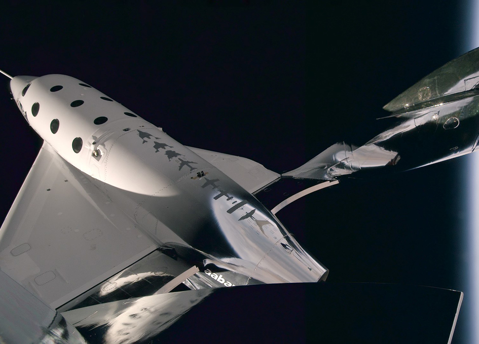 Spaceref business commercial space sector news reference virgin galactic flies into the mesosphere at mach 2 fandeluxe Choice Image
