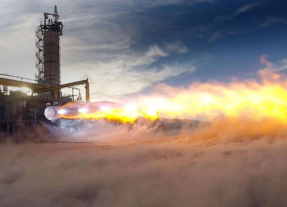 Blue Origin's BE-4 Engine Selected by ULA to Power Vulcan
