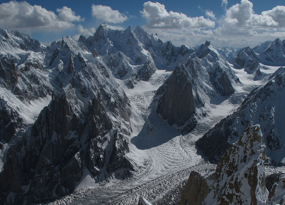 NASA Finds Asian Glaciers Slowed by Ice Loss