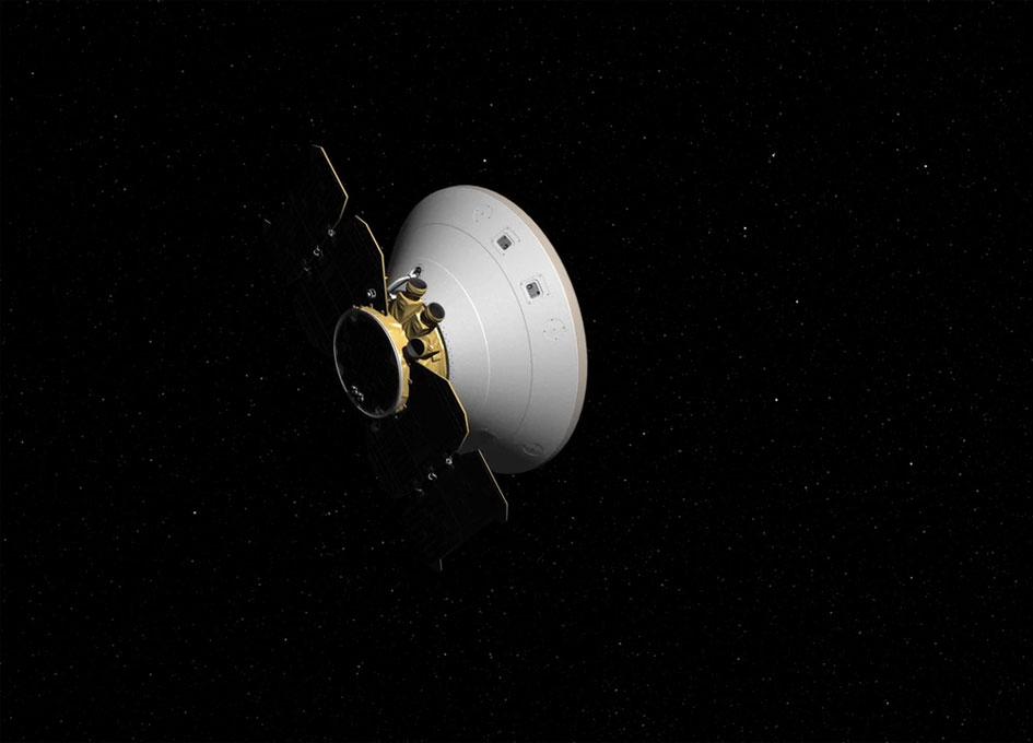 InSight Steers Toward Mars