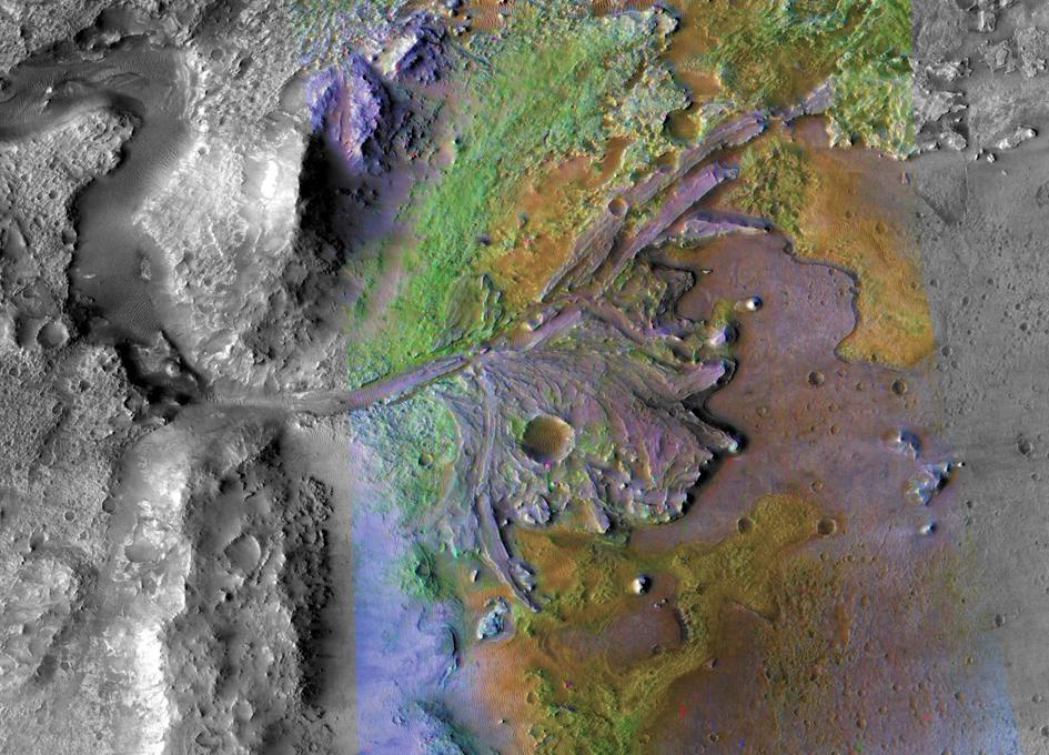 Jezero Crater Announced As Mars 2020 Rover Landing Site