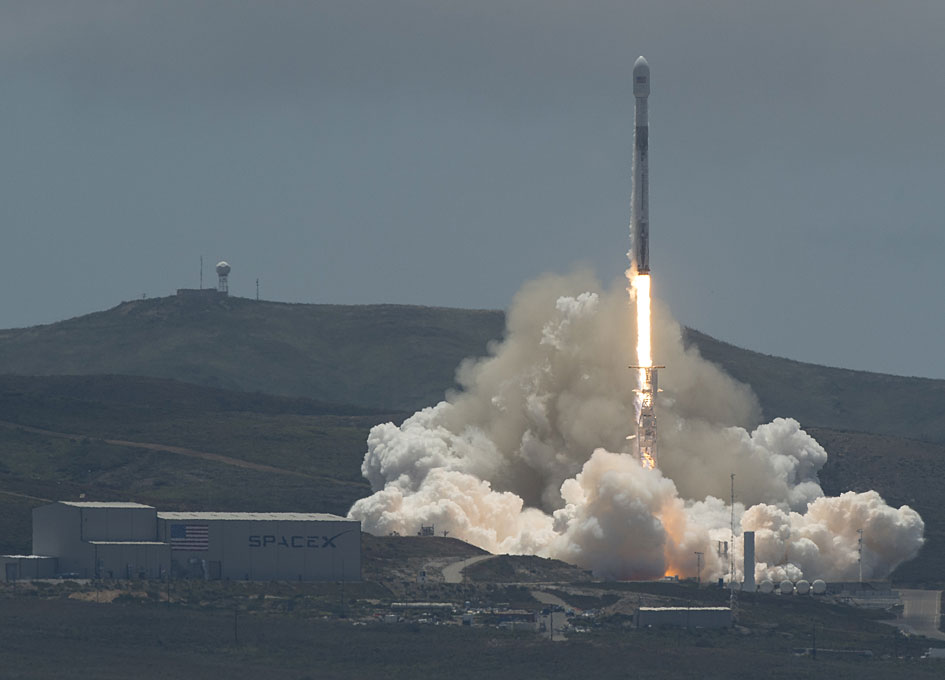 GRACE-FO Satellites Launched
